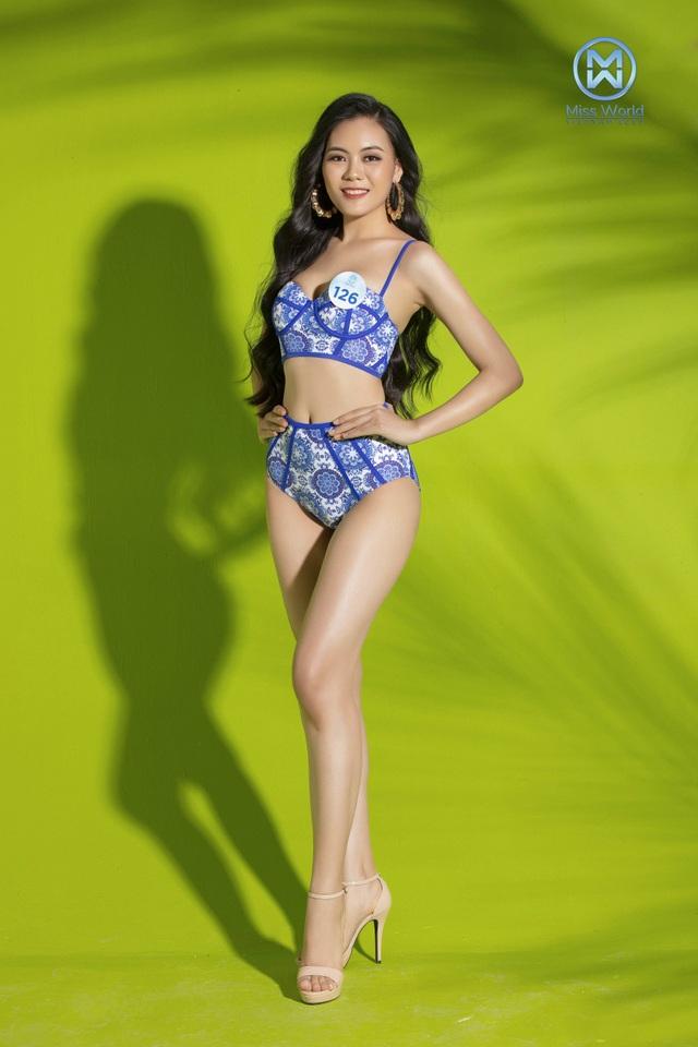 34 người đẹp Miss World khoe hình thể nóng bỏng trong trang phục bikini - 22