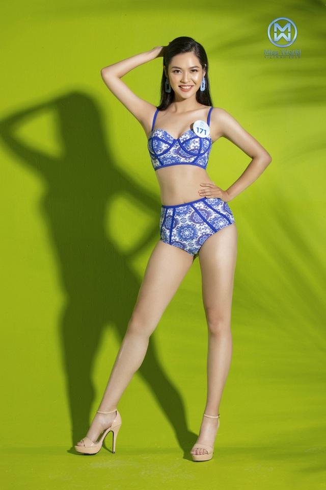 34 người đẹp Miss World khoe hình thể nóng bỏng trong trang phục bikini - 23