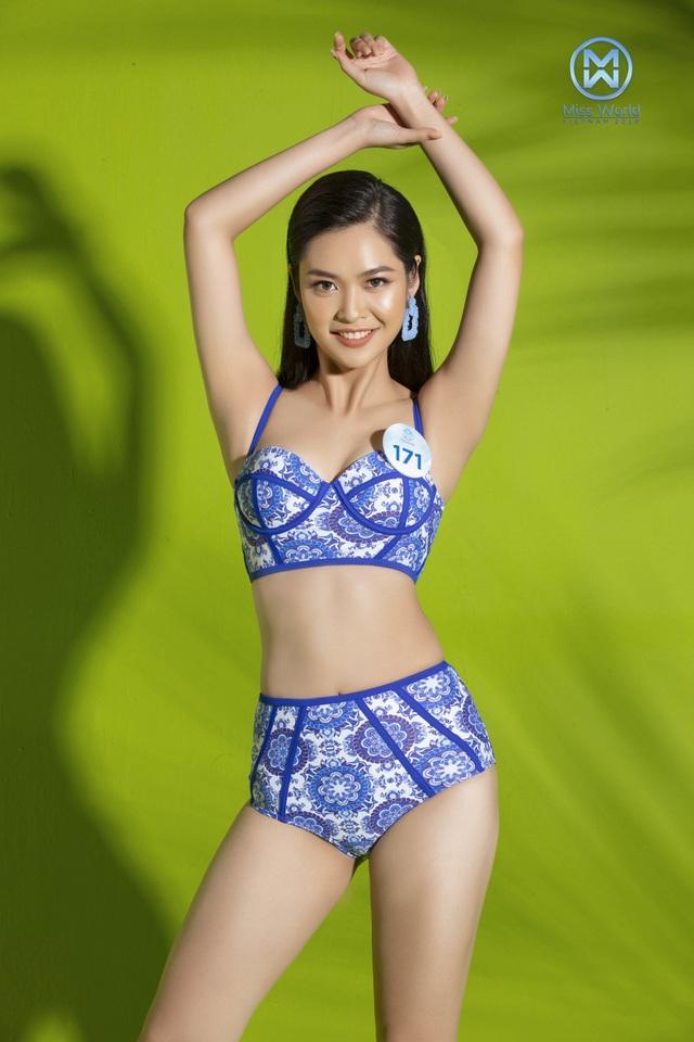 34 người đẹp Miss World khoe hình thể nóng bỏng trong trang phục bikini - 18