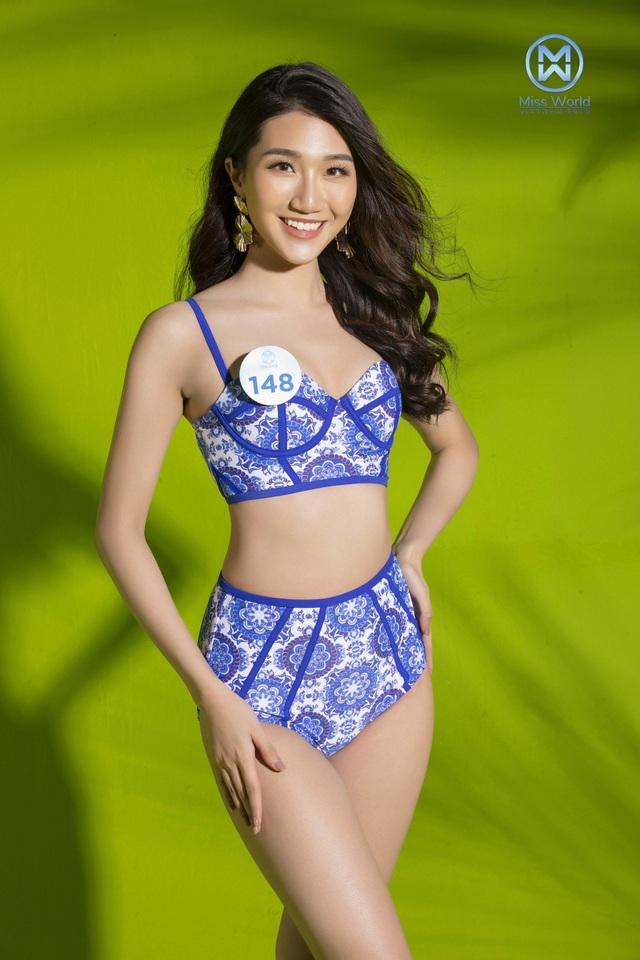 34 người đẹp Miss World khoe hình thể nóng bỏng trong trang phục bikini - 3