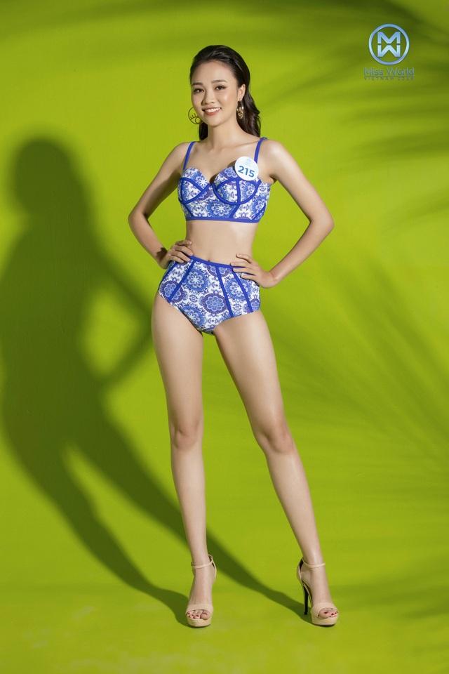 34 người đẹp Miss World khoe hình thể nóng bỏng trong trang phục bikini - 24