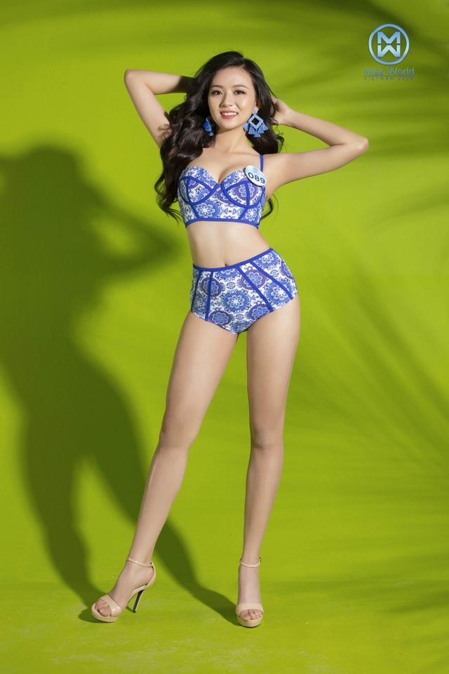 34 người đẹp Miss World khoe hình thể nóng bỏng trong trang phục bikini - 21
