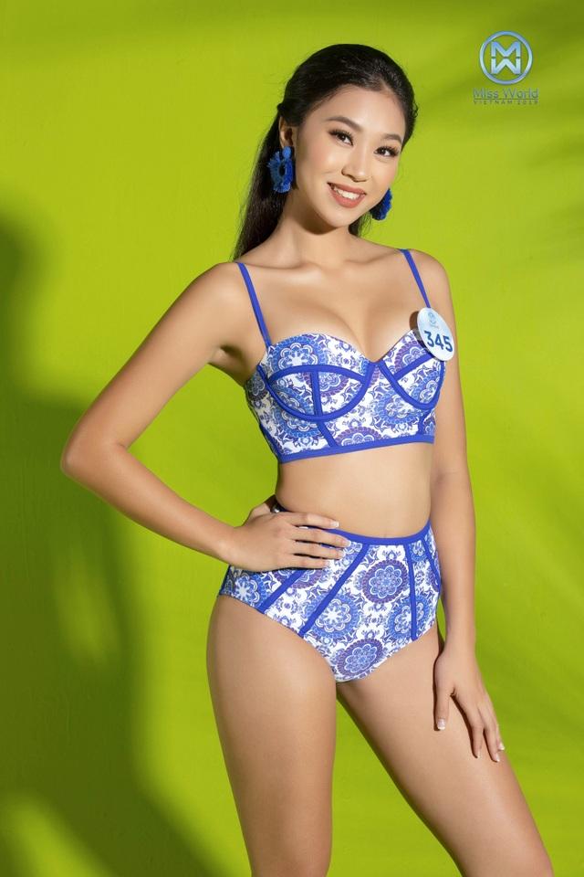 34 người đẹp Miss World khoe hình thể nóng bỏng trong trang phục bikini - 5