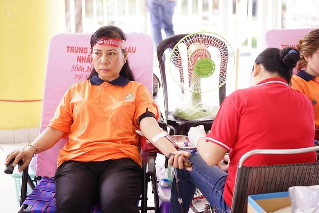 Người Sài Gòn hiến hơn 1.500 đơn vị máu - 4