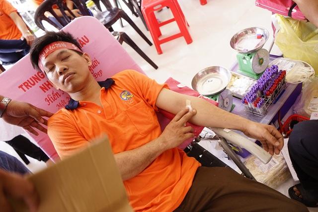Người Sài Gòn hiến hơn 1.500 đơn vị máu - 5