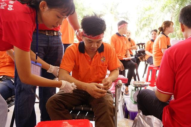 Người Sài Gòn hiến hơn 1.500 đơn vị máu - 6