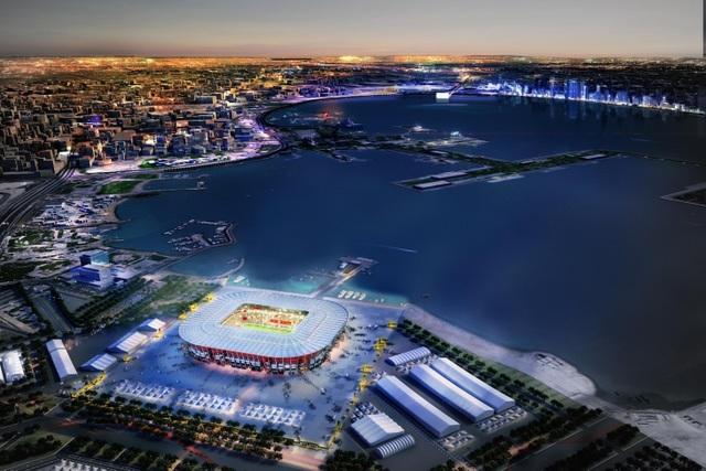 Cuộc đua xây dựng phục vụ cho World Cup 2022 trị giá 200 tỷ USD của Qatar - 1