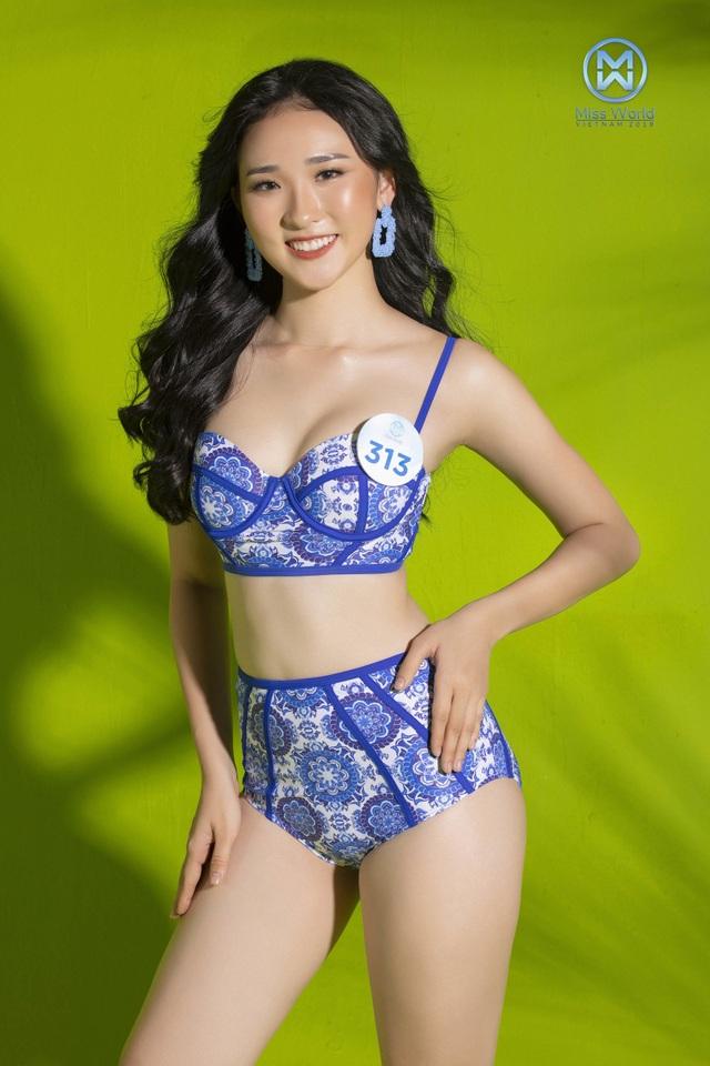 34 người đẹp Miss World khoe hình thể nóng bỏng trong trang phục bikini - 14