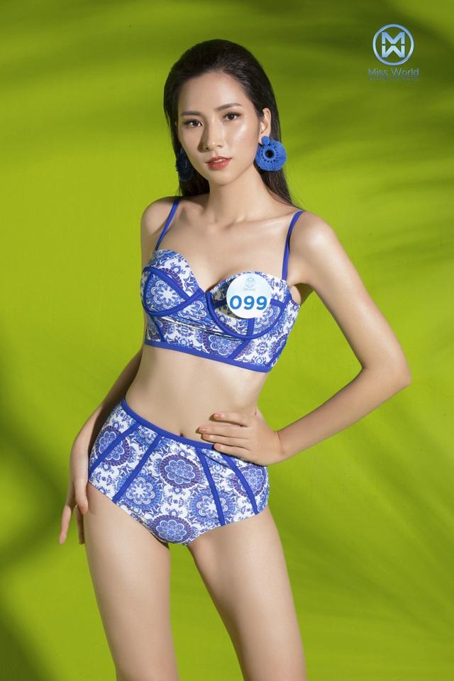 34 người đẹp Miss World khoe hình thể nóng bỏng trong trang phục bikini - 17
