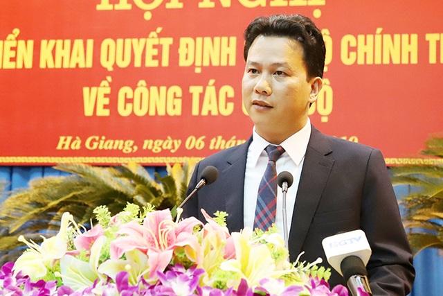 Chủ tịch UBND tỉnh Hà Tĩnh được điều động giữ chức Bí thư Tỉnh ủy Hà Giang - 3