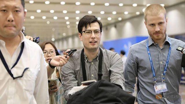 Triều Tiên bắt sinh viên Australia vì tội gián điệp - 1