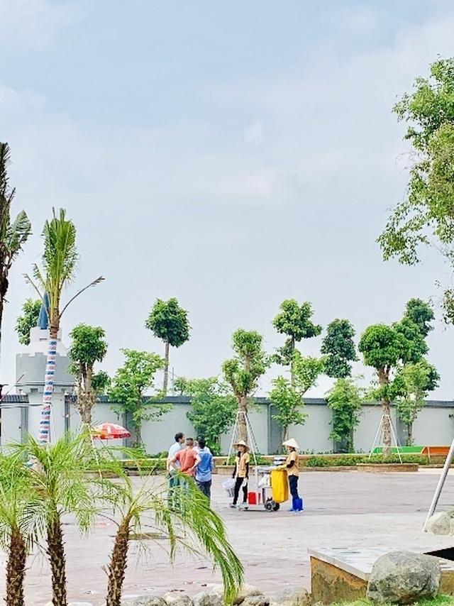 Một ngày trải nghiệm thú vị tại công viên nước Thanh Hà - 7