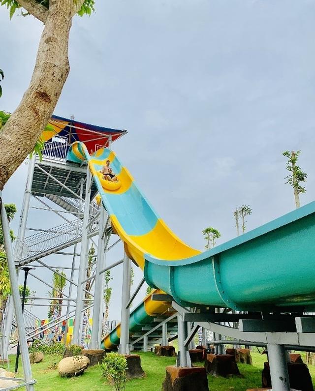Một ngày trải nghiệm thú vị tại công viên nước Thanh Hà - 12