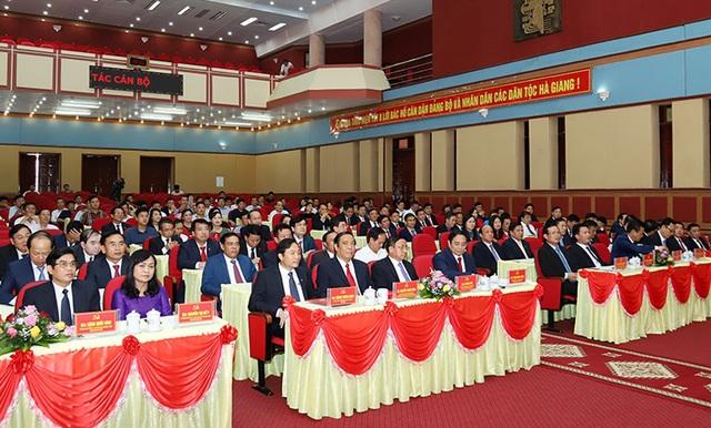 Chủ tịch UBND tỉnh Hà Tĩnh được điều động giữ chức Bí thư Tỉnh ủy Hà Giang - 1
