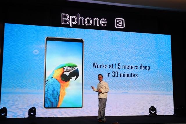 Bphone chính thức được bán tại thị trường Myanmar - 2