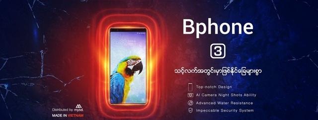 Bphone chính thức được bán tại thị trường Myanmar - 5