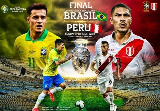 Xem trực tiếp trận chung kết và trận tranh giải 3 Copa America ở đâu? - 1