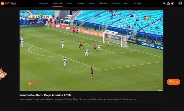 Xem trực tiếp trận chung kết và trận tranh giải 3 Copa America ở đâu? - 4