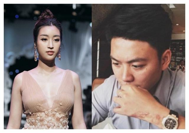 Hoa hậu Đỗ Mỹ Linh xuất hiện giữa tin đồn hẹn hò em trai BTV Ngọc Trinh - 1