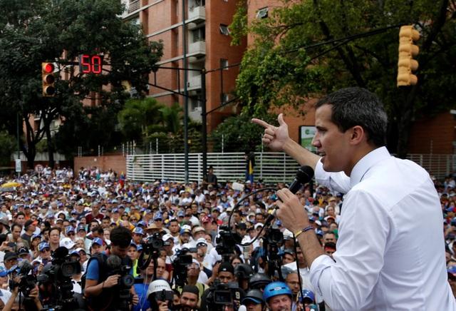 Nga cáo buộc Mỹ tìm cách gây bất ổn tại Venezuela - 2