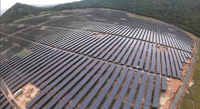 Khánh thành nhà máy năng lượng mặt trời 210 MWp vùng biên giới Tây Nam - 1