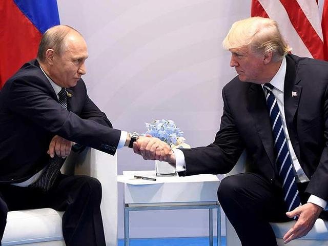 Hé lộ nước cờ kiên nhẫn chiến lược của Nga với Mỹ - 1