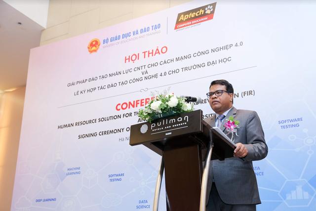 Lời giải bài toán nhân lực CNTT cho Công nghiệp 4.0 tại Việt Nam - 7