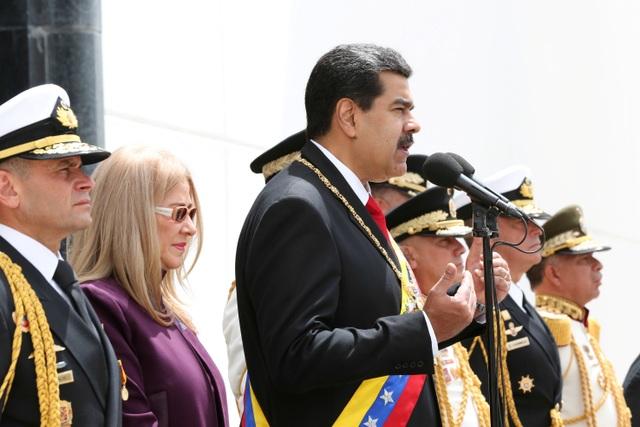 Nga cáo buộc Mỹ tìm cách gây bất ổn tại Venezuela - 1