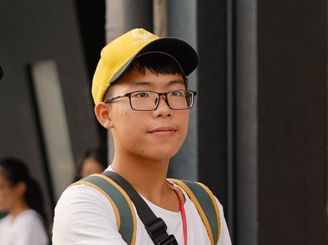 Nam sinh Nghệ An chinh phục 4 trường THPT chuyên hàng đầu cả nước - 1