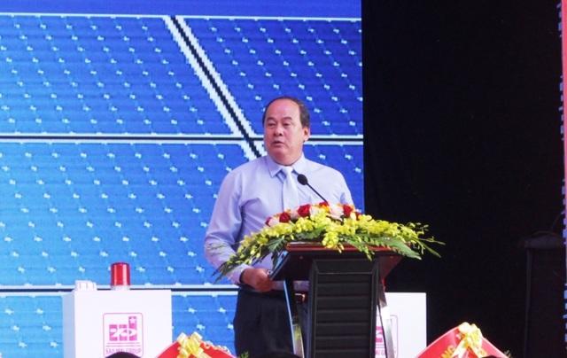 Khánh thành nhà máy năng lượng mặt trời 210 MWp vùng biên giới Tây Nam - 2