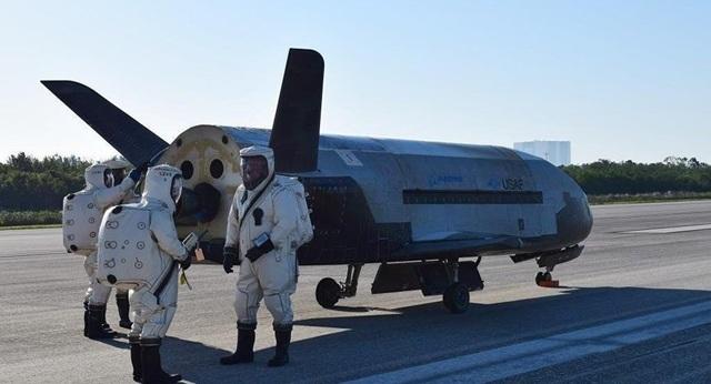 Phát hiện phi thuyền tối mật của quân đội Mỹ trên quỹ đạo - 1
