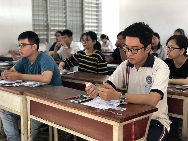 Trường ĐH Thủ Dầu Một công bố điểm chuẩn đối với 3 phương thức xét tuyển - 1