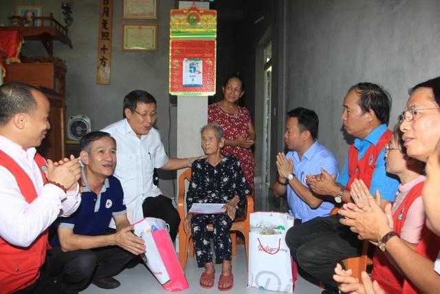 Xây dựng 150 căn nhà tặng các hộ gia đình hoàn cảnh khó khăn - 3