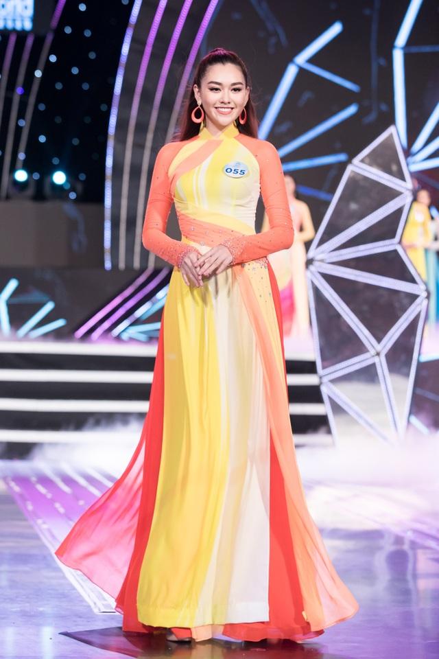 Bạn gái Trọng Đại khóc như mưa khi bị loại khỏi Miss World Việt Nam 2019 - 5