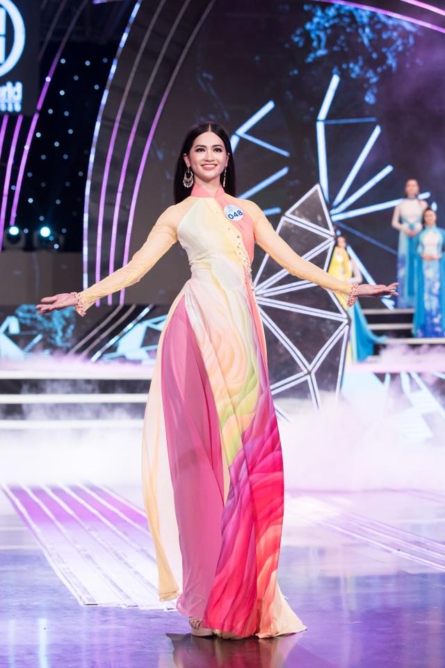 Bạn gái Trọng Đại khóc như mưa khi bị loại khỏi Miss World Việt Nam 2019 - 6