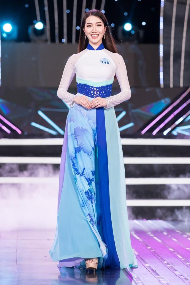 Bạn gái Trọng Đại khóc như mưa khi bị loại khỏi Miss World Việt Nam 2019 - 4