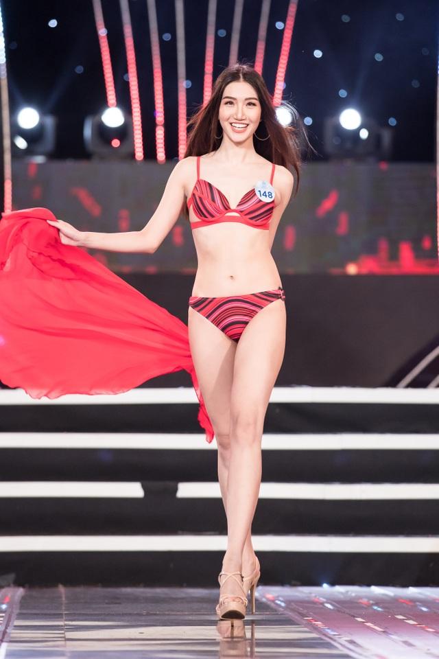Bạn gái Trọng Đại khóc như mưa khi bị loại khỏi Miss World Việt Nam 2019 - 8