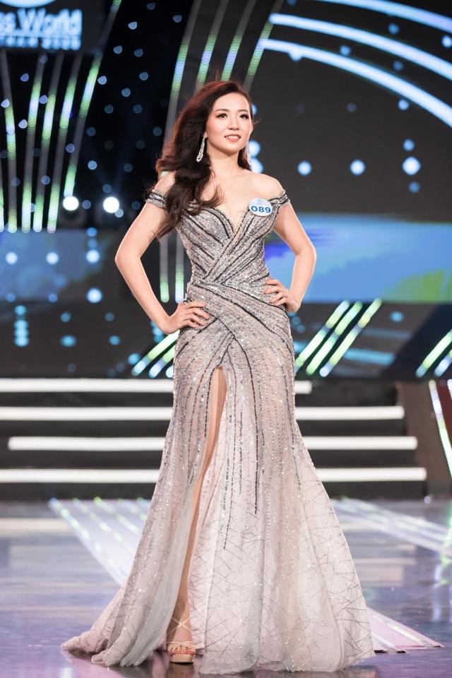 Bạn gái Trọng Đại khóc như mưa khi bị loại khỏi Miss World Việt Nam 2019 - 11