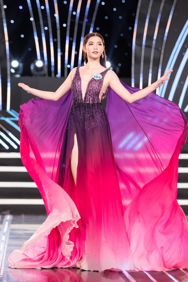 Bạn gái Trọng Đại khóc như mưa khi bị loại khỏi Miss World Việt Nam 2019 - 10