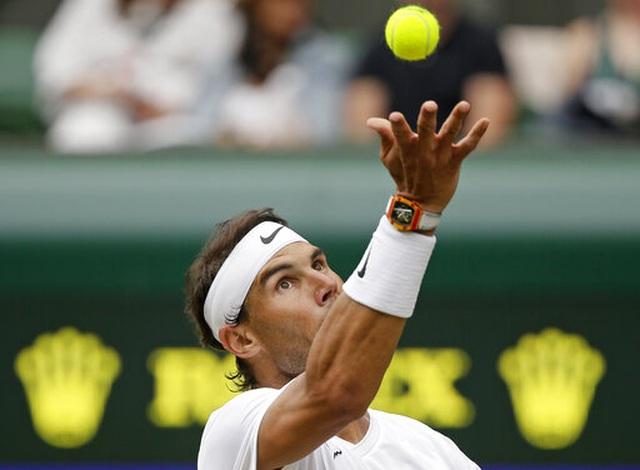 Wimbledon 2019: Federer lập hai kỷ lục, cùng Nadal vào vòng bốn - 3
