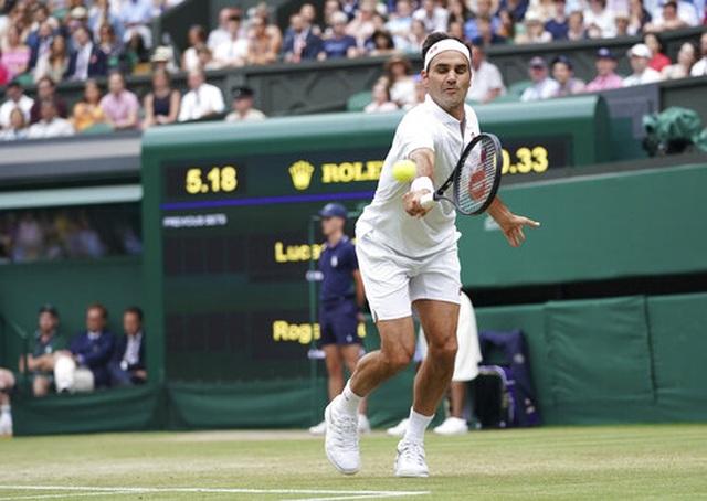 Wimbledon 2019: Federer lập hai kỷ lục, cùng Nadal vào vòng bốn - 2
