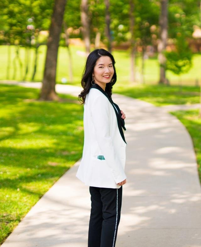 Cô gái Bình Định tốt nghiệp Thủ khoa ngành Dược tại Đại học lớn của Mỹ - 3