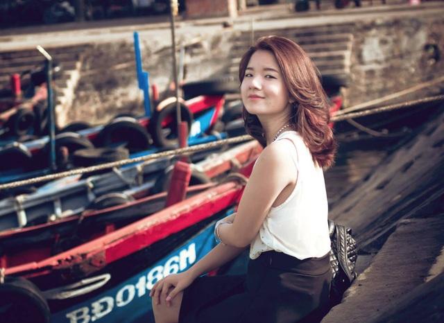 Cô gái Bình Định tốt nghiệp Thủ khoa ngành Dược tại Đại học lớn của Mỹ - 4