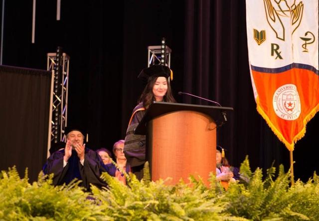 Cô gái Bình Định tốt nghiệp Thủ khoa ngành Dược tại Đại học lớn của Mỹ - 5
