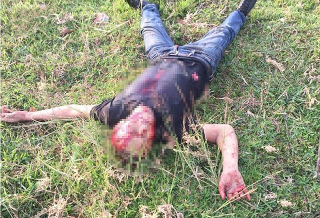 Người đàn ông đầm đìa máu tỉnh dậy khai báo bị đánh hội đồng - 1