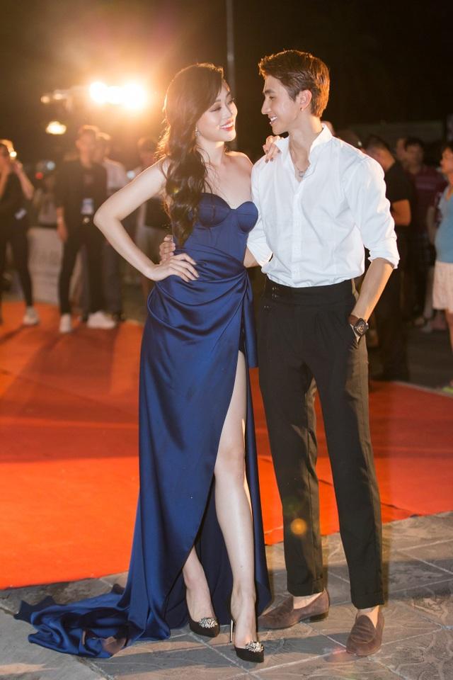 Dàn trai tài, gái sắc sải bước trên thảm đỏ Miss World Việt Nam 2019 - 7