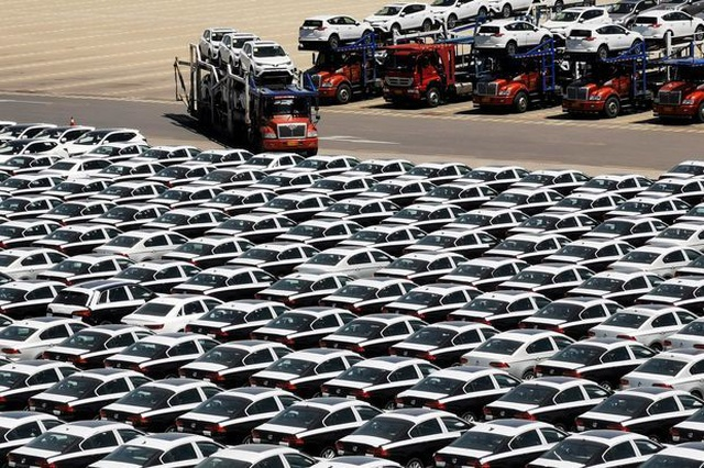 Quy định khí thải bóp nghẹt thị trường ô tô Trung Quốc - 1
