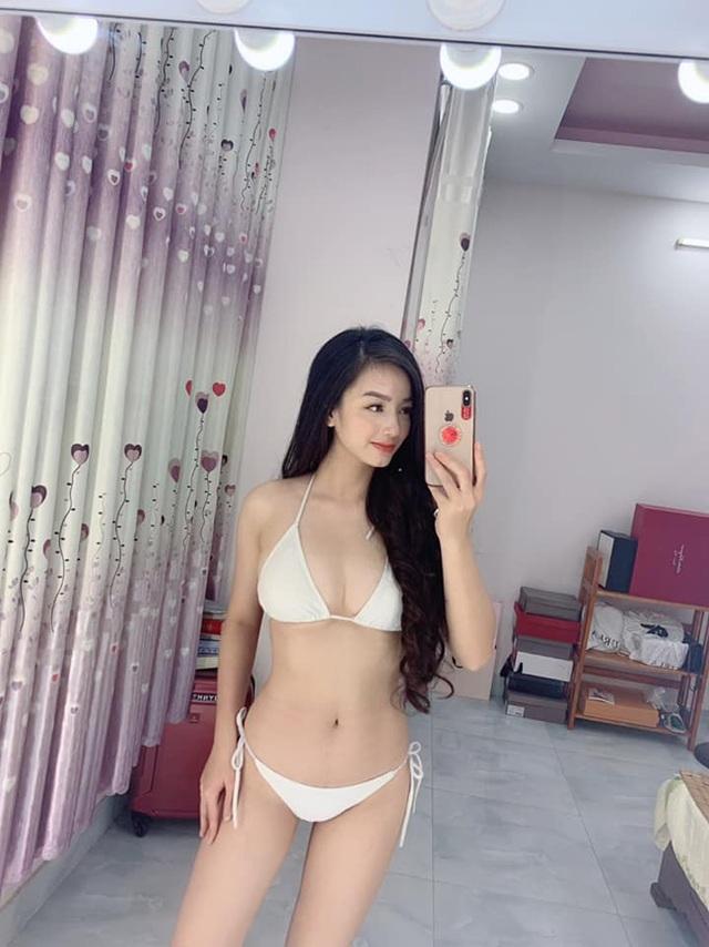 Cô gái mặc áo dài đẹp như Mai Phương Thúy khi diện bikini lại bốc lửa không ngờ - 18