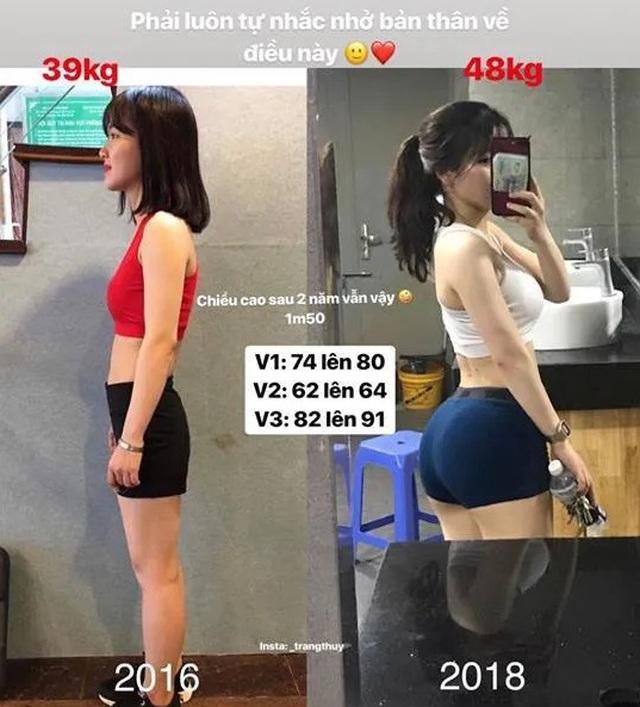 Dân mạng Trung Quốc phát cuồng vì cô gái Việt sở hữu 3 vòng bốc lửa - 3