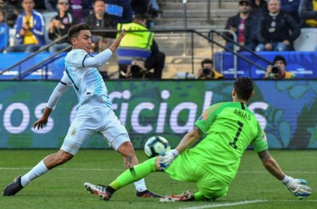 Messi nhận thẻ đỏ, Argentina nhọc nhằn giành hạng ba Copa America - 4